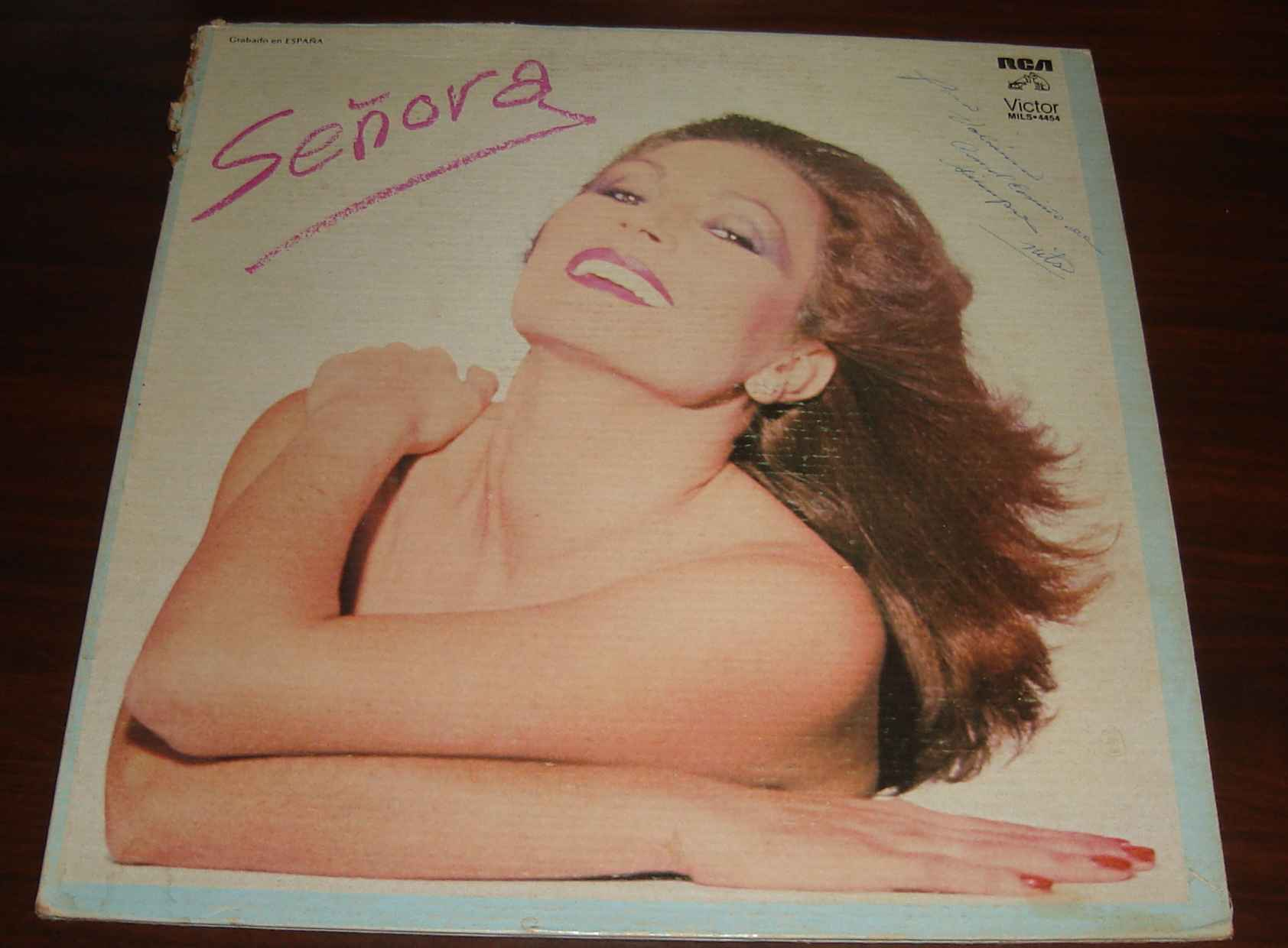 Rocio Jurado's Senora