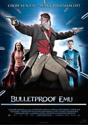 Bulletproof Emu