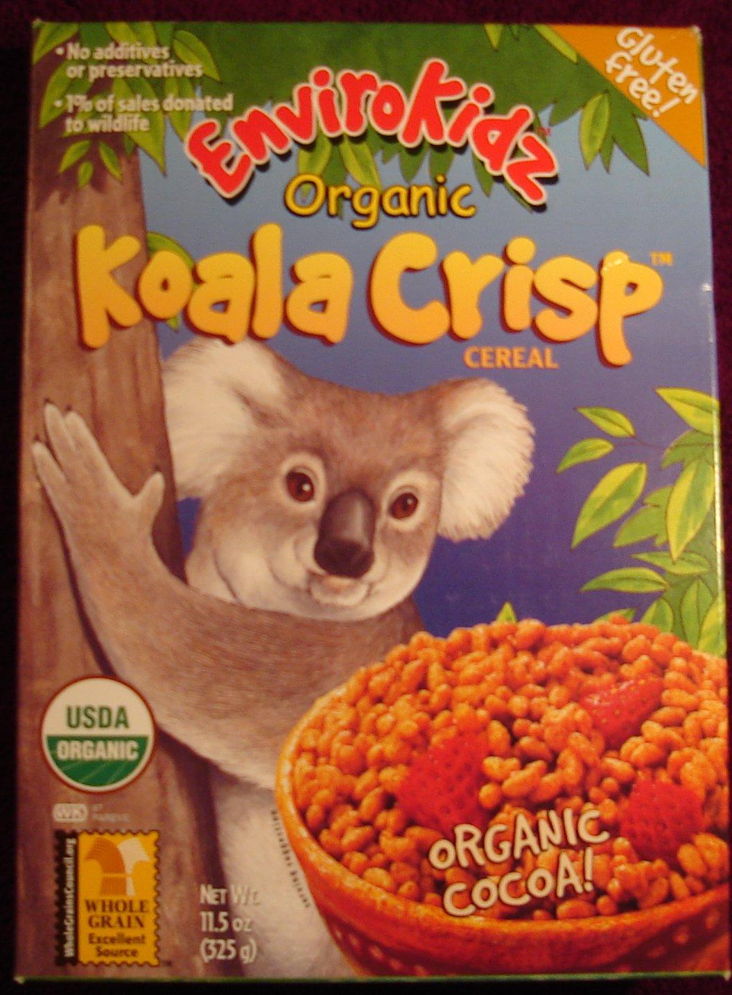 Koala Crisps