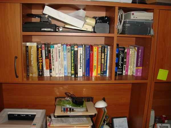 Some computer books
