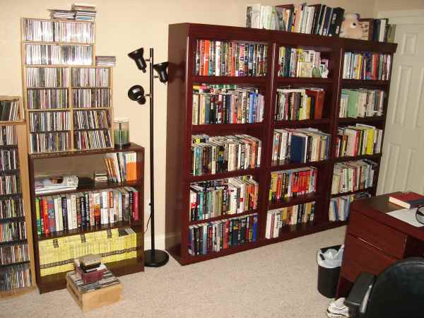 Most of Heather's books