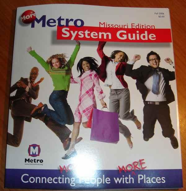 Metro Guide 2006