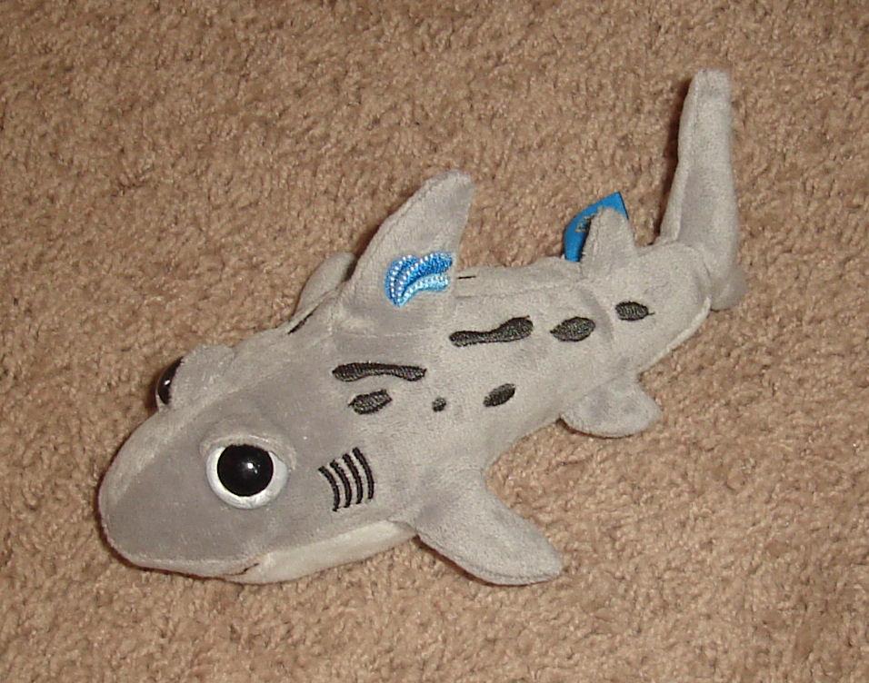 The finger shark